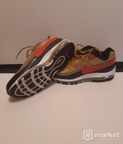 Nike Air Max 97 Bw Metallic Gold