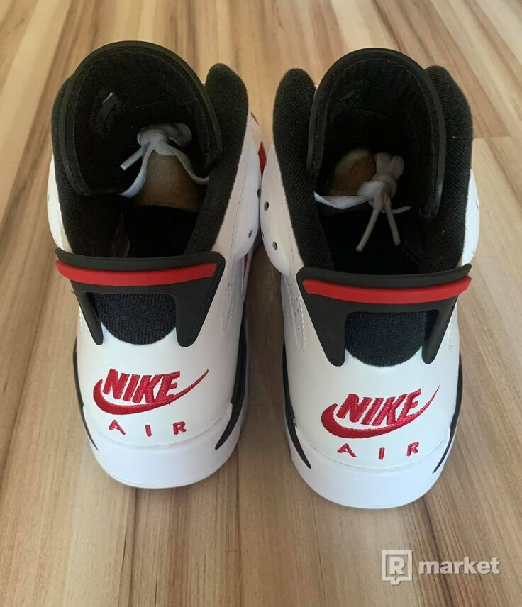 Air Jordan 6 Retro Carmine - 9US
