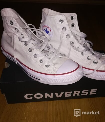 Converse All star hi- optical white