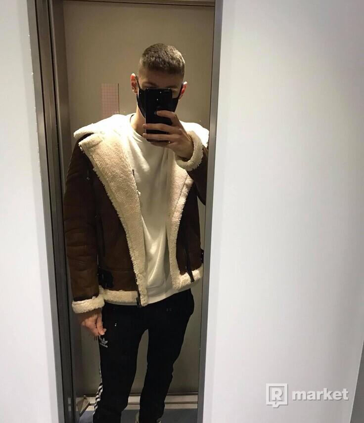 shearling jacket SIXTH JUNE