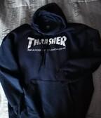 Thrasher Skate Mag Navy