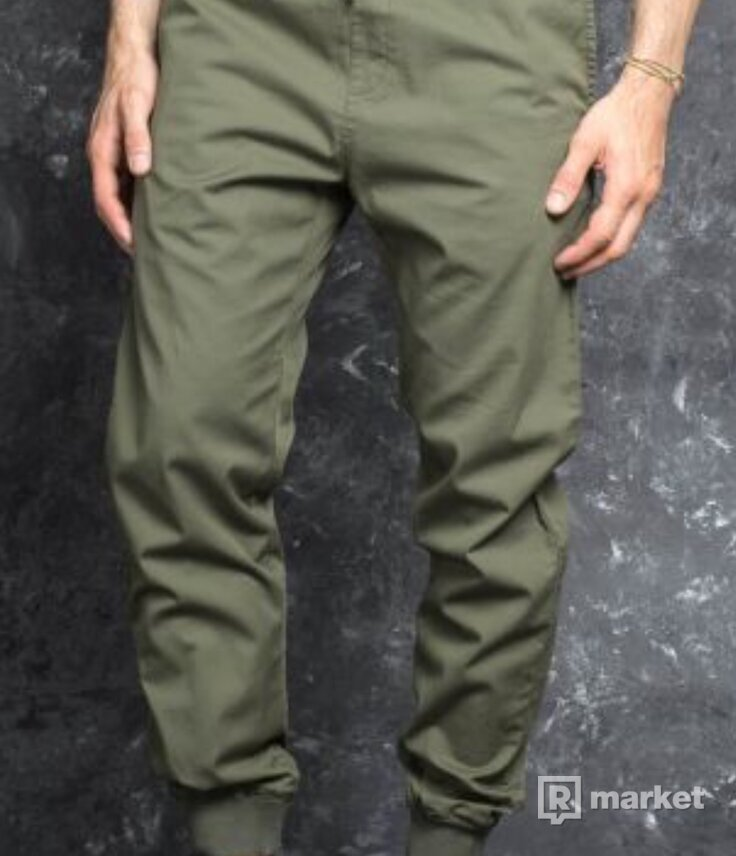 Carhartt WIP Madison Jogger Rover Green