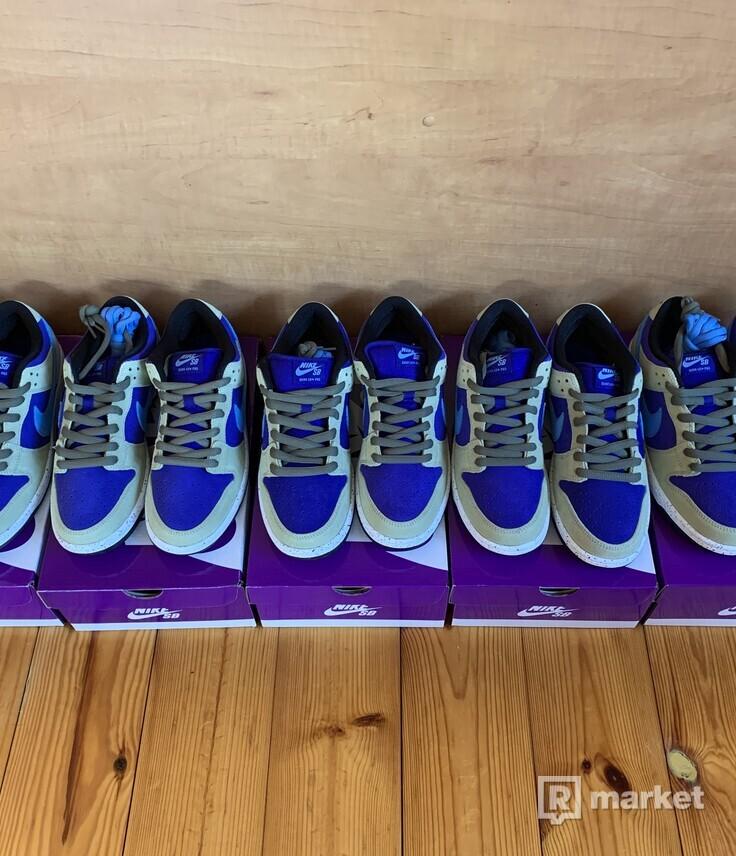 Nike Dunk low SB Celadon