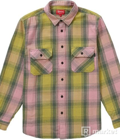 Supreme Heavyweight Flannel shirt