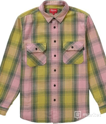 Supreme Heavyweight Flannel shirt