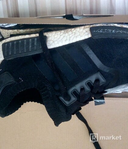 Adidas NMD japan boost black