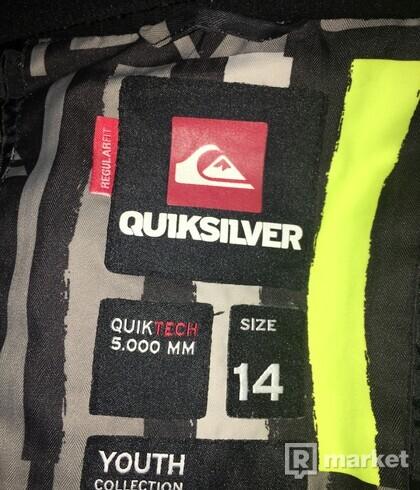 Quiksilver detská zimná bunda