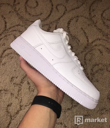 Air Force 1 All White