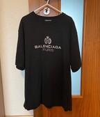 Pánske Balenciaga tričko