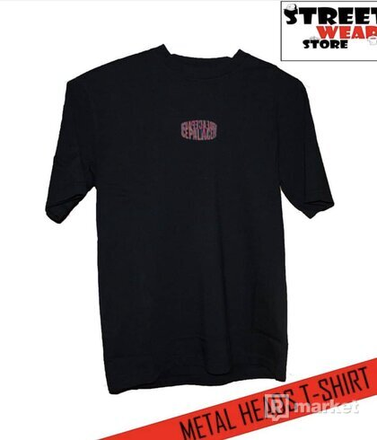 Palace METAL HEADS T-Shirt Black