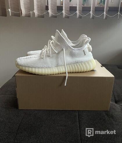 Adidas Yeezy Boost 350 cream/ triple white