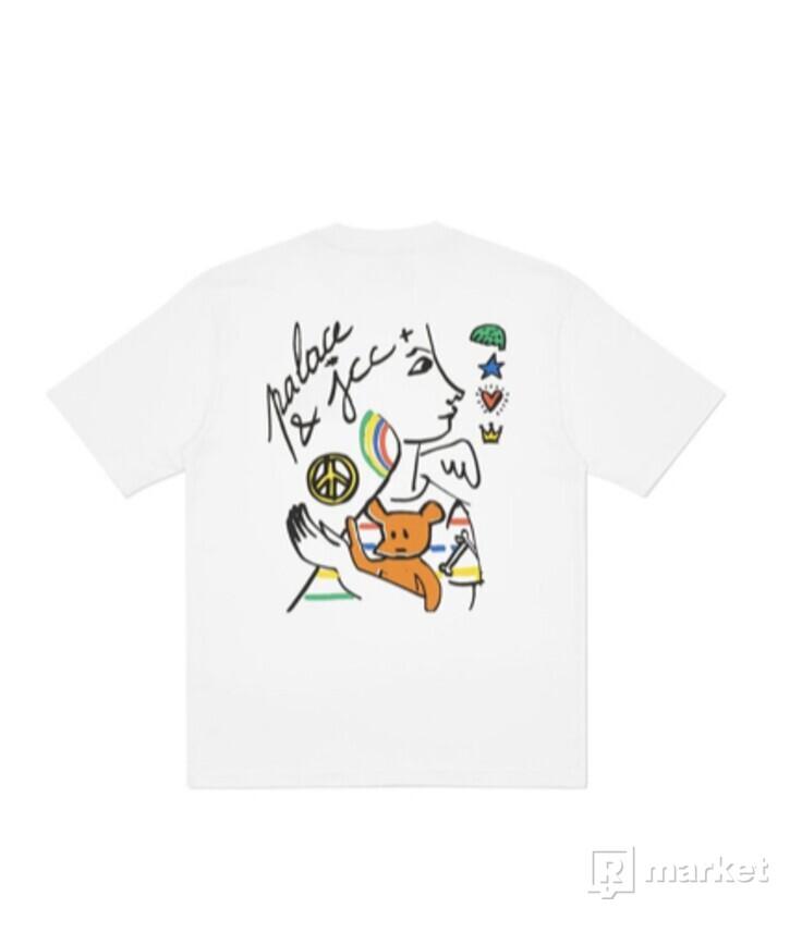 Palace JCDC 2 T-Shirt White