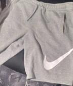 Nike Sivé kraťasy