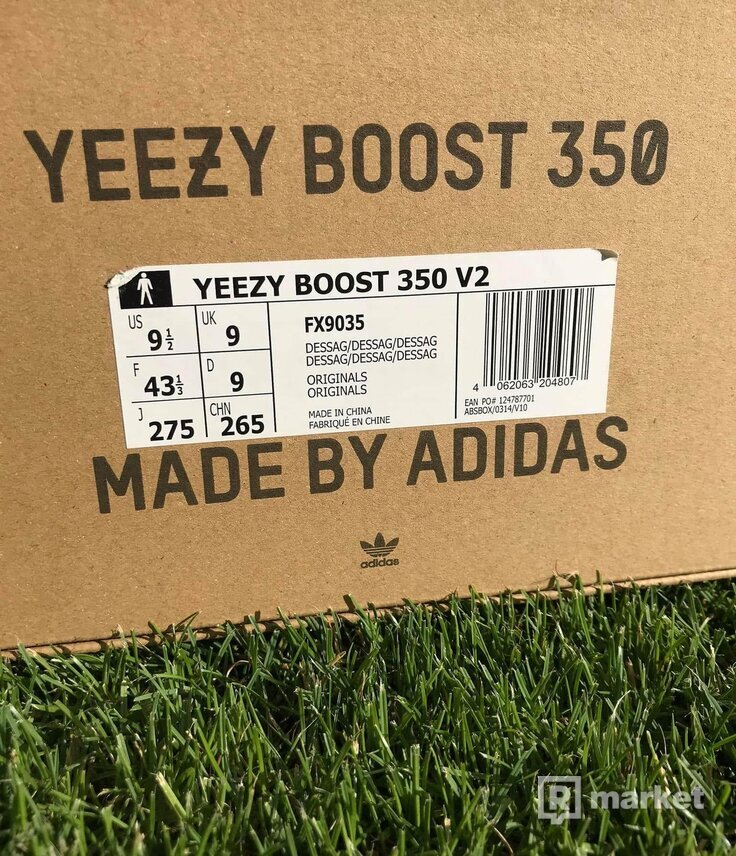 Yeezy 350 Desert Sage
