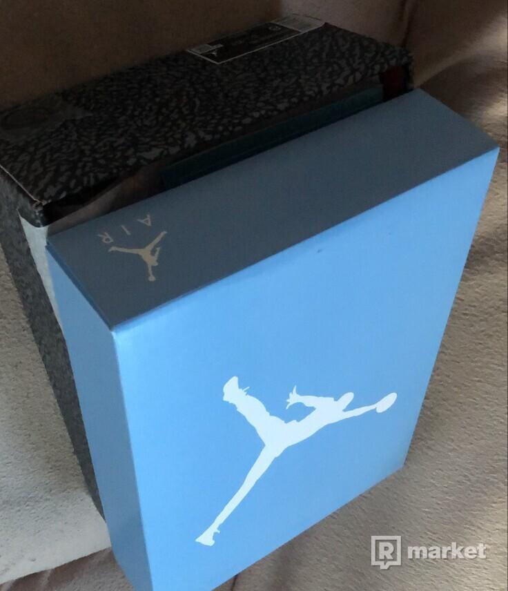 Air Jordan 3 UNC