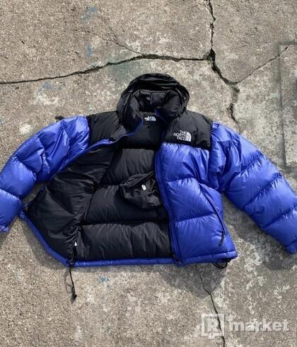 TNF Ocean blue jacket
