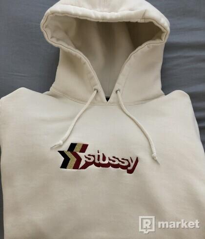 Stussy 3-Star Hoodie
