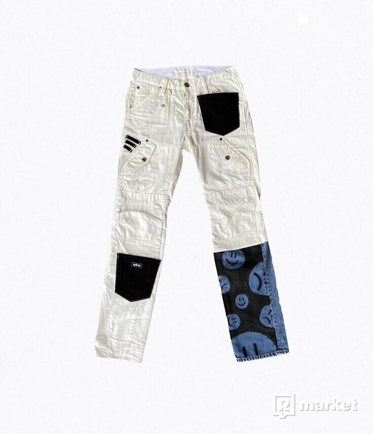 Smiley Pocket Jeans