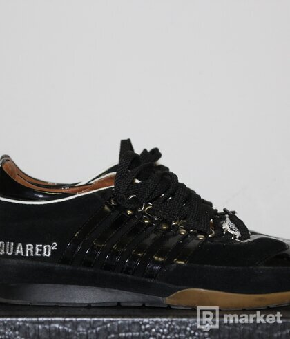 DSQUARED DESIGNER SHOES