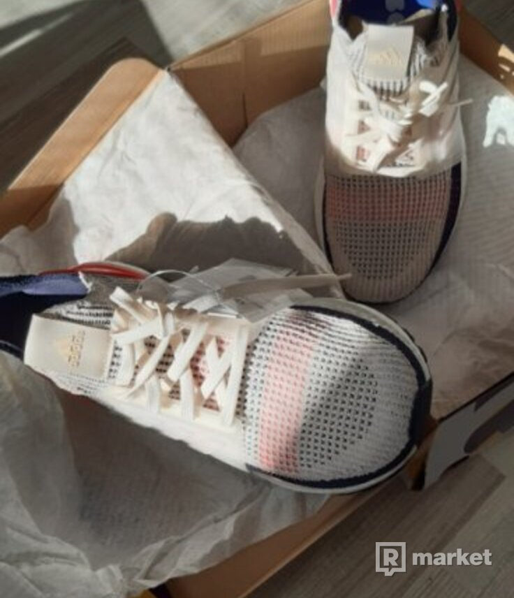 ADIDAS UltraBoost 19 - nové uni tenisky