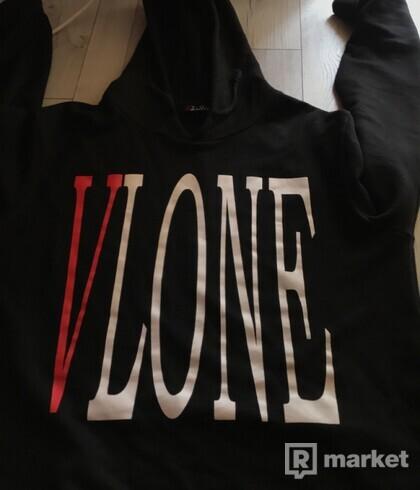 Vlone reversible hoodie
