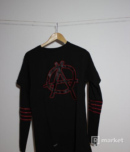 Cayler & Sons Black Label Anarchy Black/Red