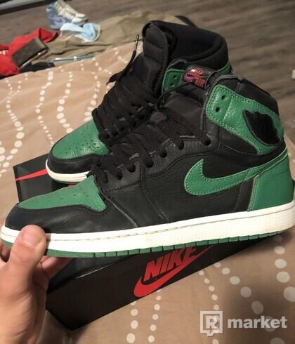 Jordan 1 Pine Green 2.0