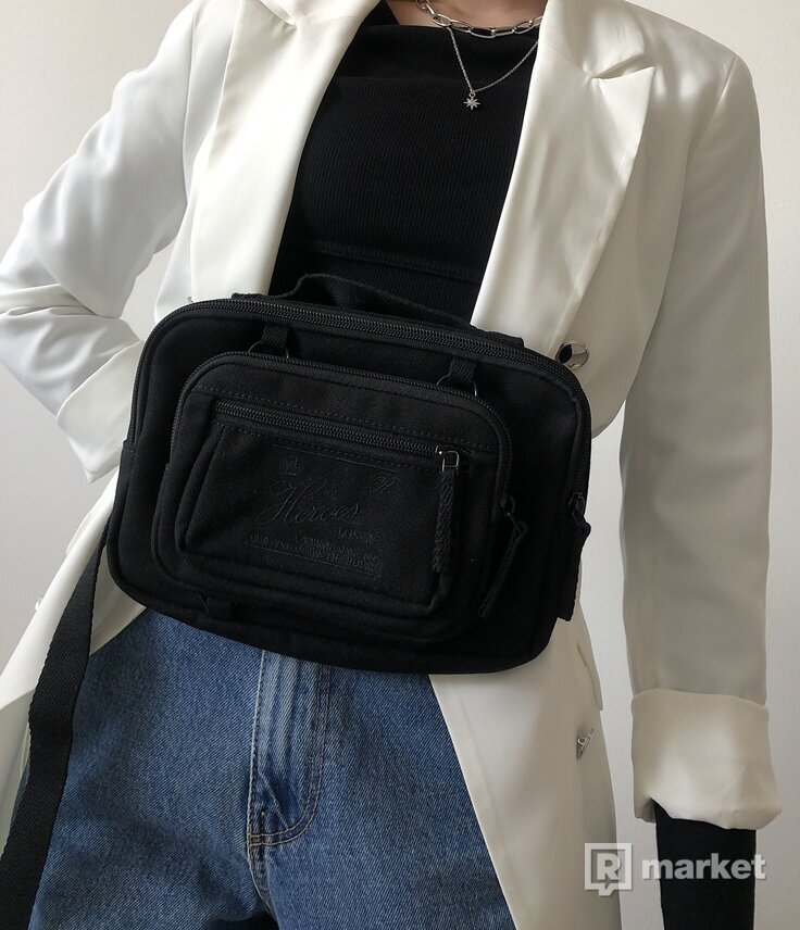 Raf Simons x Eastpak waist bag