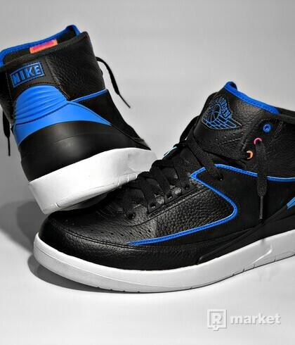 "Air Jordan Retro 2 ""Radio Raheem"""