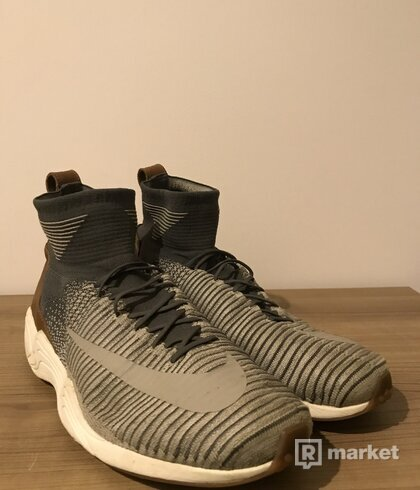 Nike Zoom Mercurial Xl Fk Dark Grey/Pale Grey