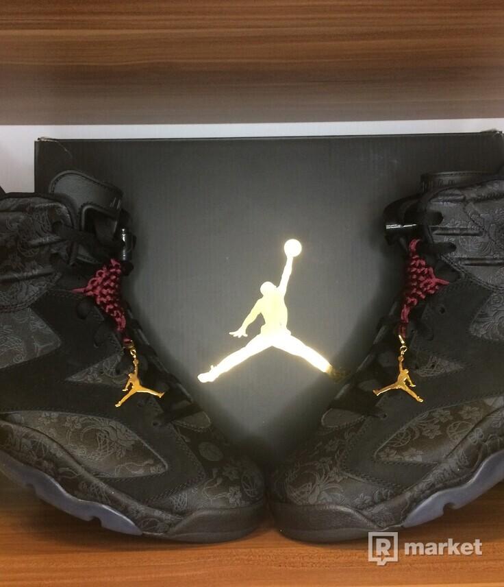 "Air Jordan 6 Retro ""Singles Day"" - Wmns Size 14.5/Mens 13/47.5"