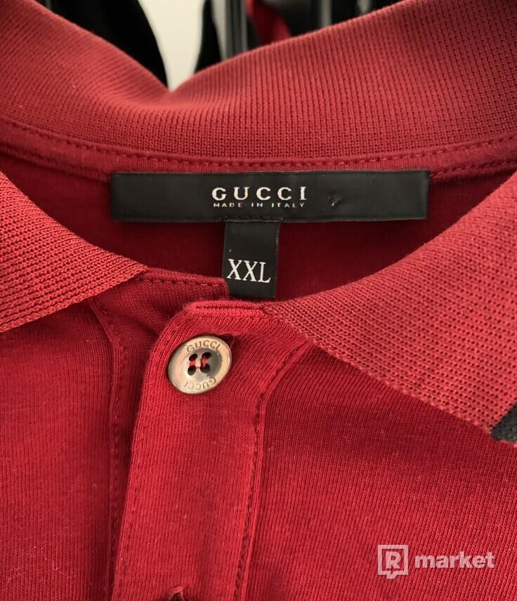 Gucci polo LS