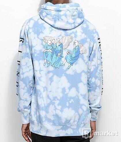 Ripndip hell and heaven hoodie