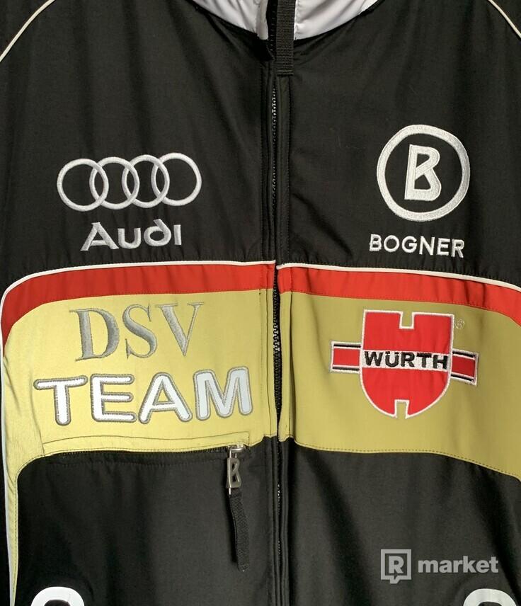 Bogner ski jacket reflective