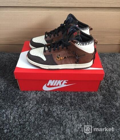 Nike x Bodega dunk high