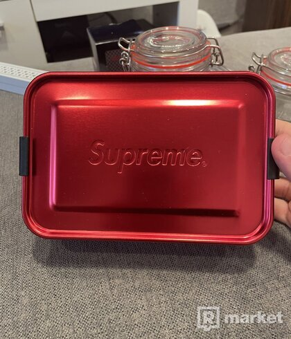 Supreme Lunch box