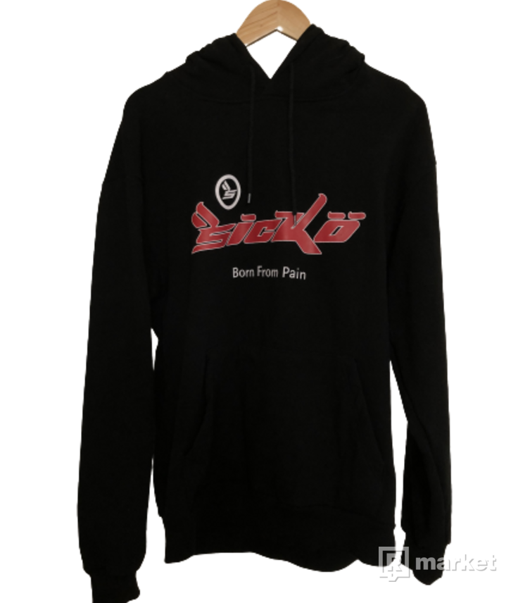 Sicko Born From Pain Hoodie