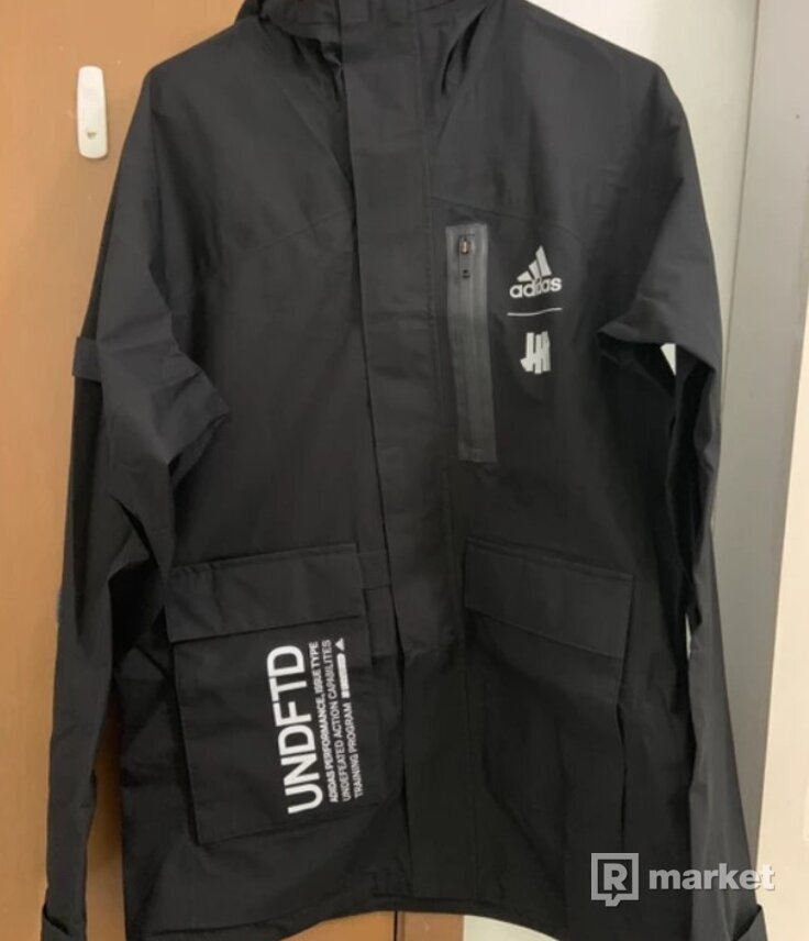 Adidas x UNDEFEATED GoreTex Jacket
