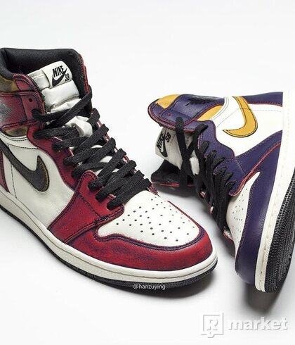 "Air Jordan 1 ""Lakers"""