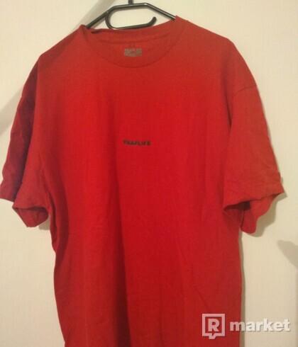 2 vánoční Traplife trička