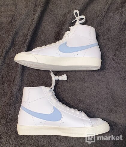 Nike blazer mid '77 VNTG Celestine Blue-Sail