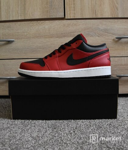 Air Jordan 1 Low Gym Red