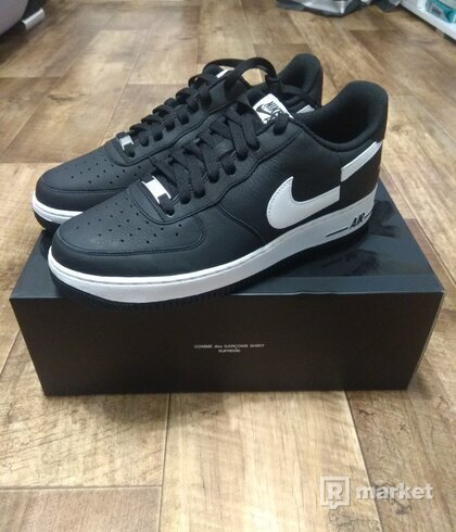 Nike air force 1 low x Supreme x CDG