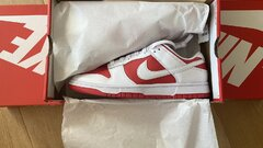 Nike Dunk Chapmionship Red