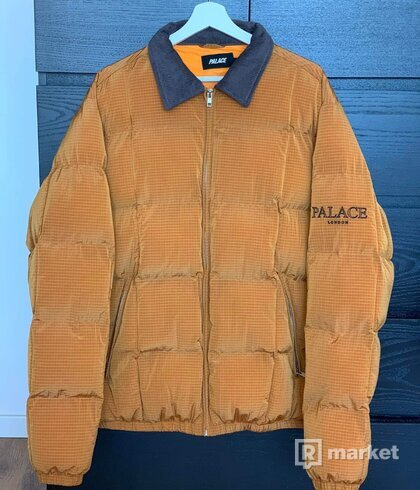 Palace puff dada jacket