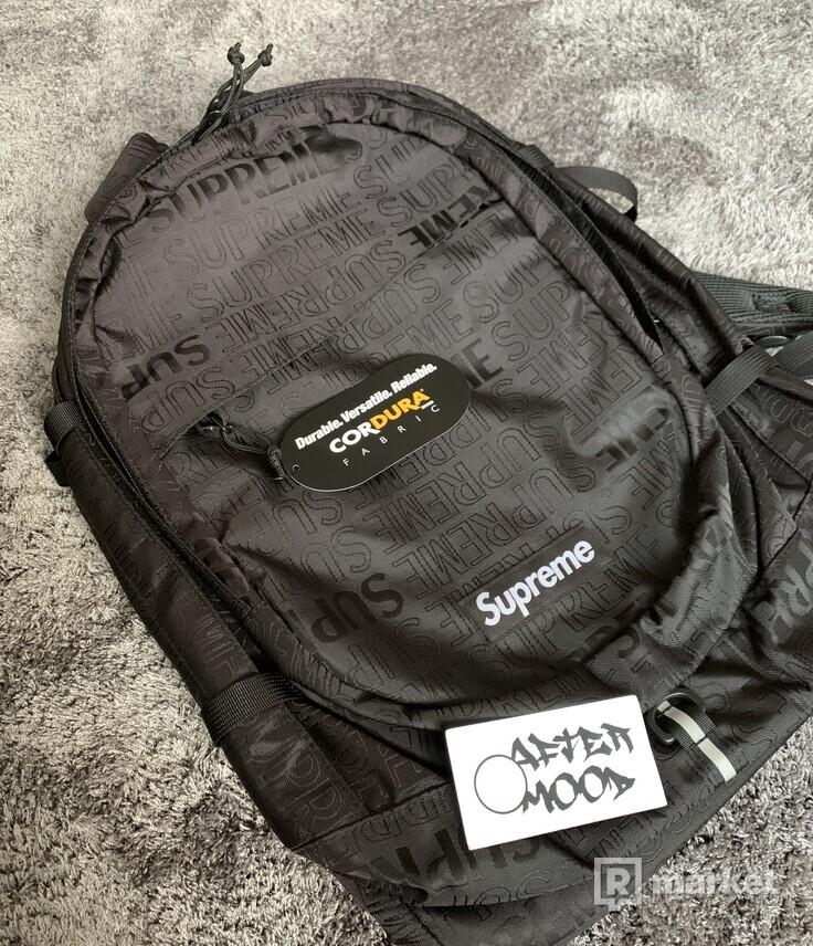 Supreme backpack SS19
