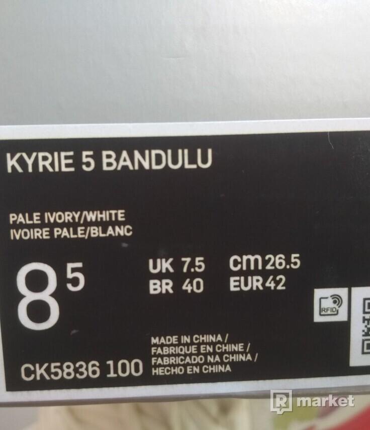Kyrie 5 Bandulu