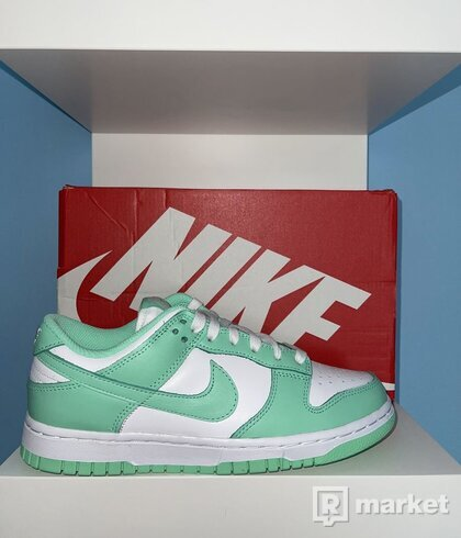 Nike Dunk Low Green Glow 38