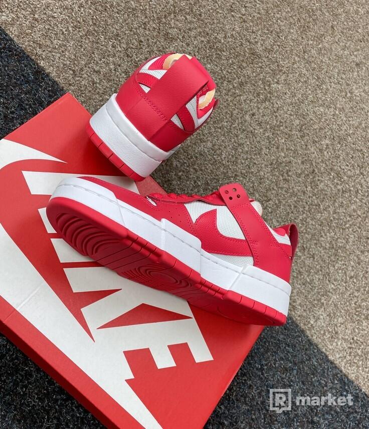 Nike Dunk Disrupt Siren Red