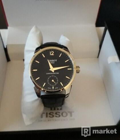 TISSOT - luxusné pánske mechanické hodinky